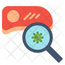 Infected Meat Icon
