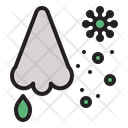 Infected Nose Icon