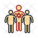 Infected Person Icon