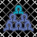 Crowd Contagious Contagion Icon
