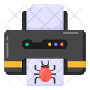 Infected Printer Icon