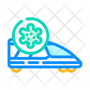 Infected Train Icon