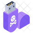 Infected Usb Icon