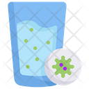 Infected Water Icon
