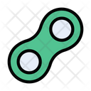 Bacteria Germs Infection Icon