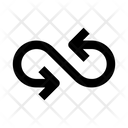 Infinite Arrows Icon