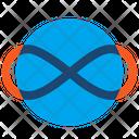 Infinity Eternal Loop Icon