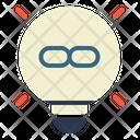 Infinity Idea Icon