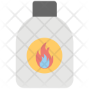 Inflammable Liquid Icon