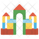 Inflatable Castle Icon