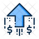 Business Arrow Up Icon