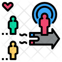 Influence Hypnosis Attraction Icon