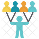 Influence Without Authority Icon