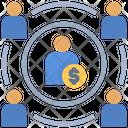 Marketing Influencer Commission Icon