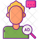 Influencer Advertising Advertising Influencer Icon