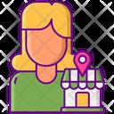 Influencer Marketplace Influncer Marketing Icon