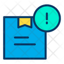 Package Info Package Information Parcel Info Icon
