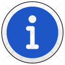 Info Help Sign Icon