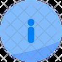 Info Information Help Icon
