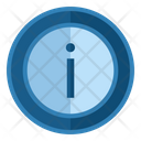 Information Info Sign Icon