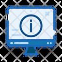 Website Info Information Icon