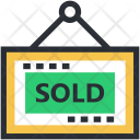 Info Sold Home Icon
