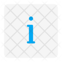 Info Detail Information Icon