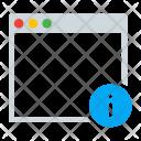 Info Detail Window Icon