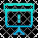 Info Blackboard Icon