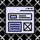 Interface Prototype Usability Icon