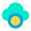 Cloud Info Information Icon