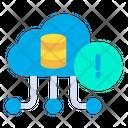 Info Cloud Data Icon