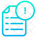 Document File Info Icon