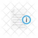 Info File About Icon