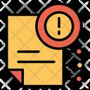 Info File Icon