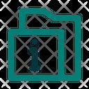 Folder Help Info Icon