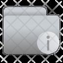 Info Folder Icon