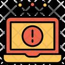 Info Information Laptop Icon