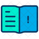 Info Notebook Icon