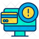Info Information Credit Card Icon