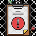 Info Info Paper Info File Icon