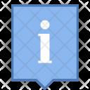 Info Popup Icon