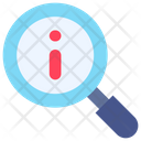 Info Search Icon