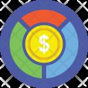 Dollar Chart Financial Icon