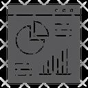 Infographic Analysis Diagram Icon