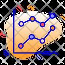 Statistics Diagram Analysis Icon