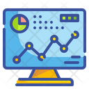 Infographic Analytics Chart Icon
