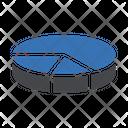 Infographic Report Diagram Icon