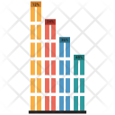Graph Growth Bar Icon