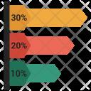 Infographic Bar Icon